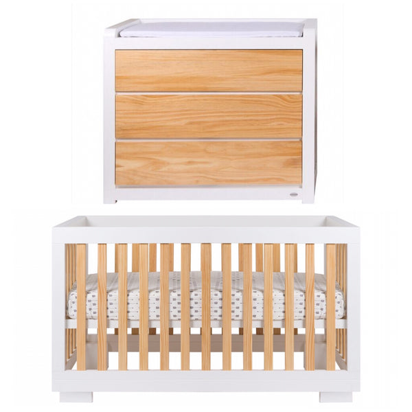 Cocoon Luxe Cot and Change Table Package