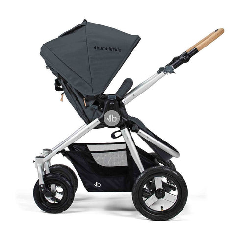 Bumbleride Era 4 Wheel Pram - Dawn Grey