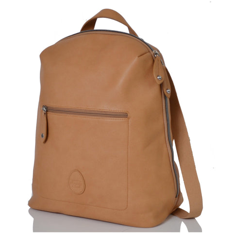 PacaPod Hartland Backpack Nappy Bag - Camel