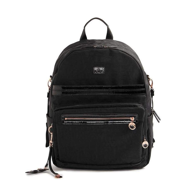 Il Tutto Harper Backpack Nappy Bag - Black