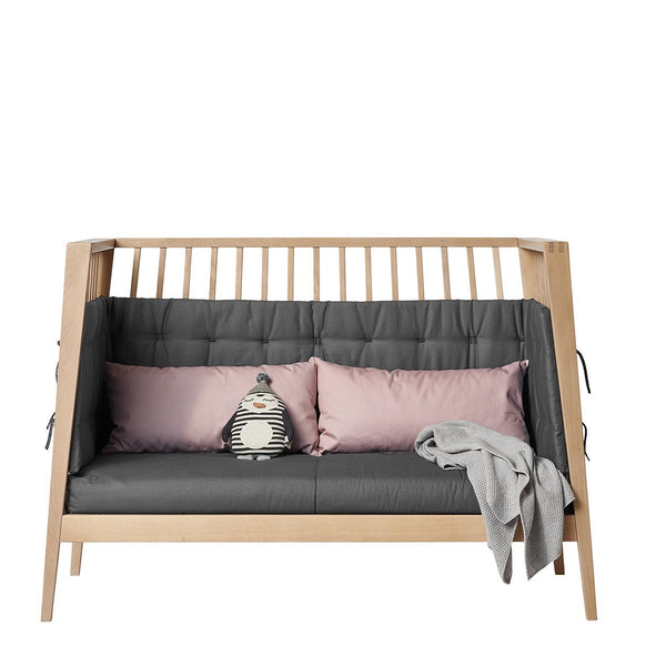 Linea by Leander Organic Cot Bumper and Sofa Set Pack