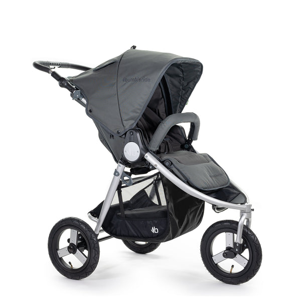 Bumbleride Indie 3 Wheel Pram - Dawn Grey