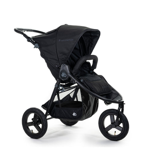 Bumbleride Indie 3 Wheel Pram - Matt Black