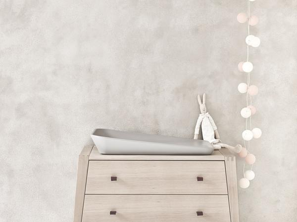 Linea By Leander Dresser Change Table Natural The Baby