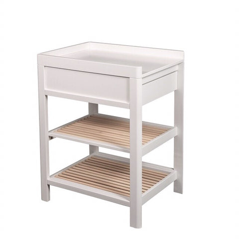 Troll Lukas Change Table - White & Whitewash INTRODUCTORY OFFER