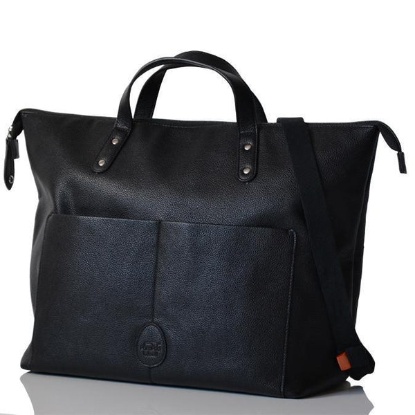 PacaPod Saunton Nappy Bag - Black