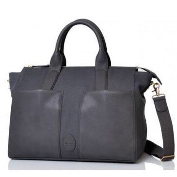 PacaPod Croyde Nappy Bag - Pewter