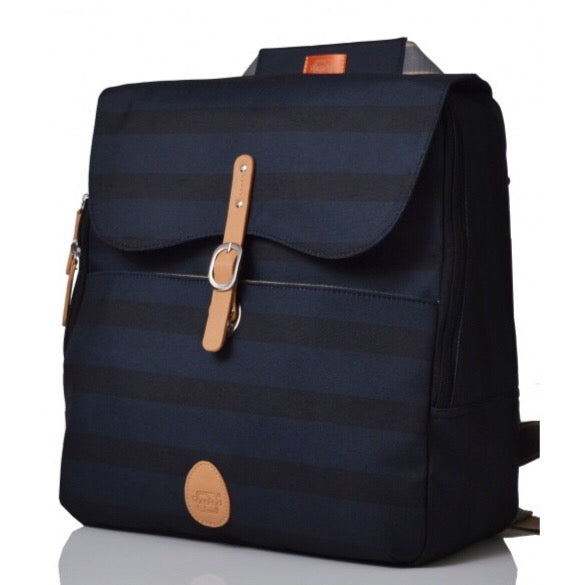 PacaPod Hastings Nappy Bag - Ink Stripe