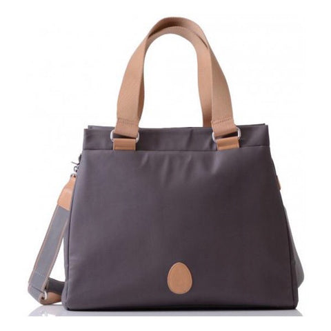 PacaPod Richmond Nappy Bag - Slate