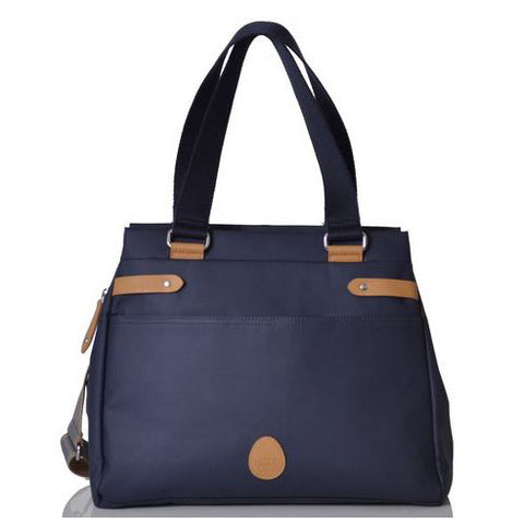 PacaPod Richmond Nappy Bag - Navy