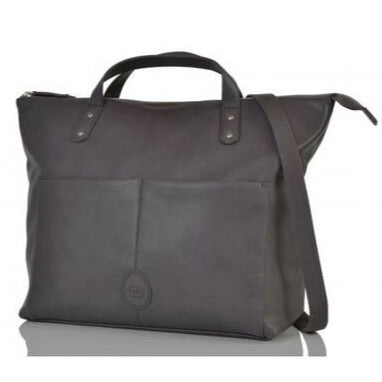 PacaPod Saunton Nappy Bag - Pewter