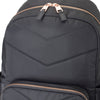 Storksak Hero Quilt Backpack Nappy Bag - Black