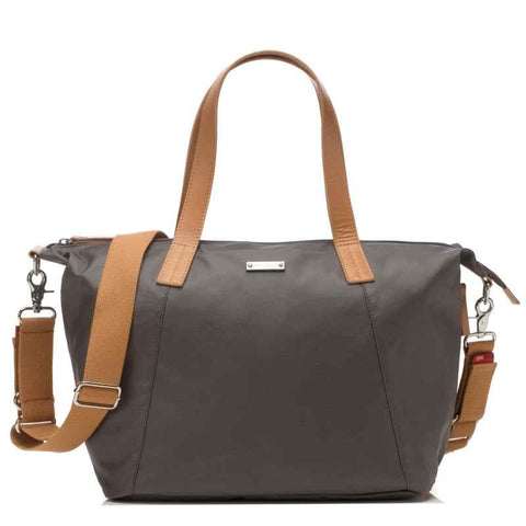 Storksak Noa Nappy Bag - Grey