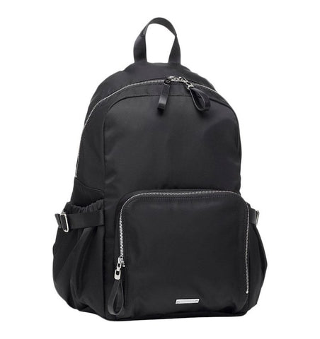 Storksak Hero Backpack Nappy Bag - Black