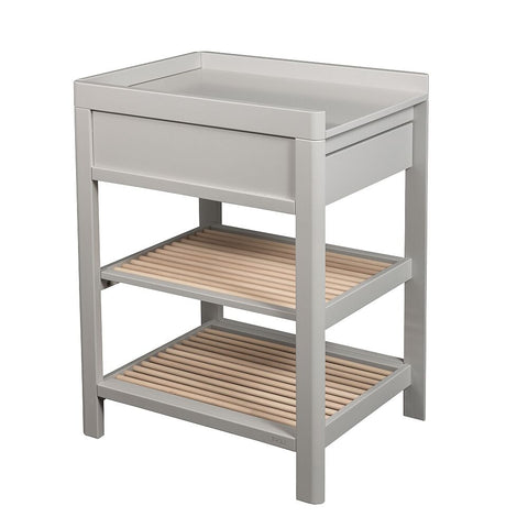 Troll Lukas Change Table - Grey & Whitewash INTRODUCTORY OFFER