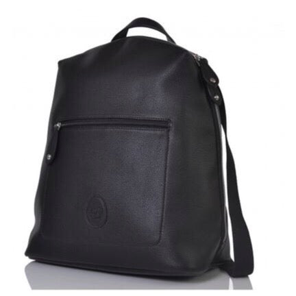 PacaPod Hartland Backpack Nappy Bag - Black