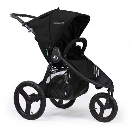 Bumbleride Speed Stroller - Matt Black