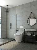 Wall Grigio FD02N | Floor Modular 13 | Feature Wall FD02MCN