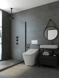 Wall Nero FD03ST | Floor Modular 13 | Feature Wall FD03MCN