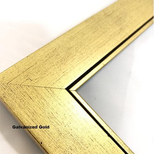 Galvanized Gold Mould