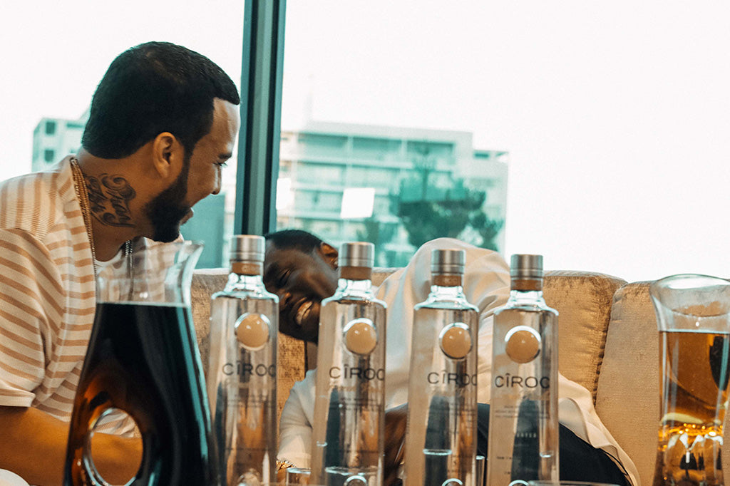 CÎROC French Vanilla by French Montana (Video)