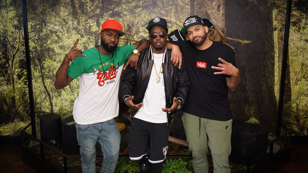 Diddy on Desus & Mero (Video)