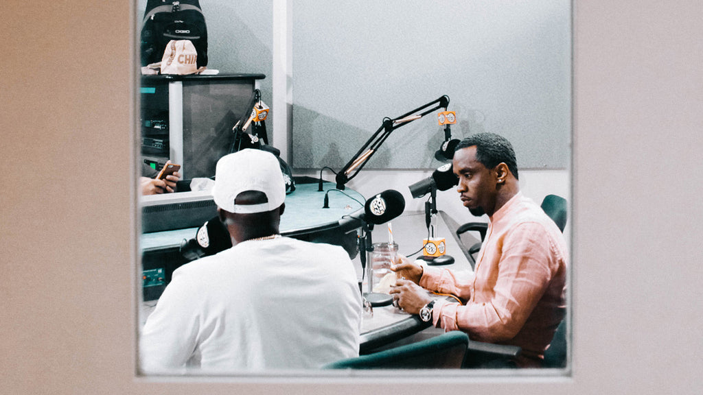 Funk Flex Interviews Diddy on Hot 97 (Video)