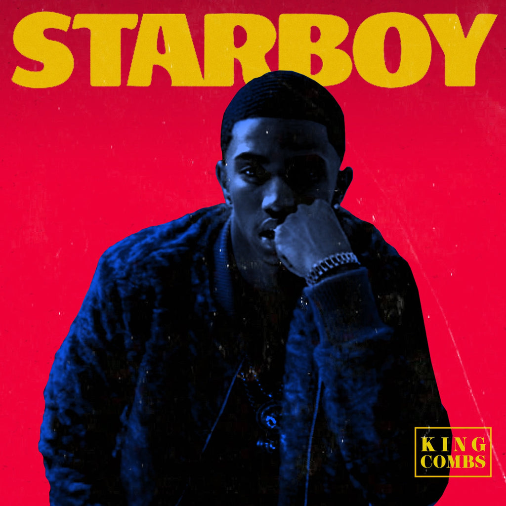 King Combs - Starboy Remix (Music)