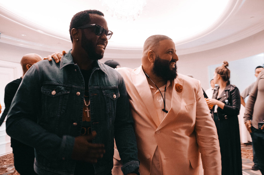 Puff Daddy and Chance The Rapper Helped DJ Khaled Announce The Title Of His New Album