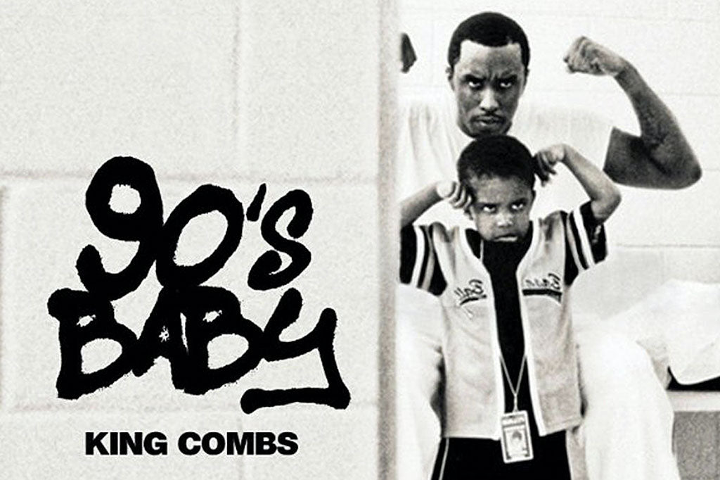 King Combs - 90's Baby (Mixtape)