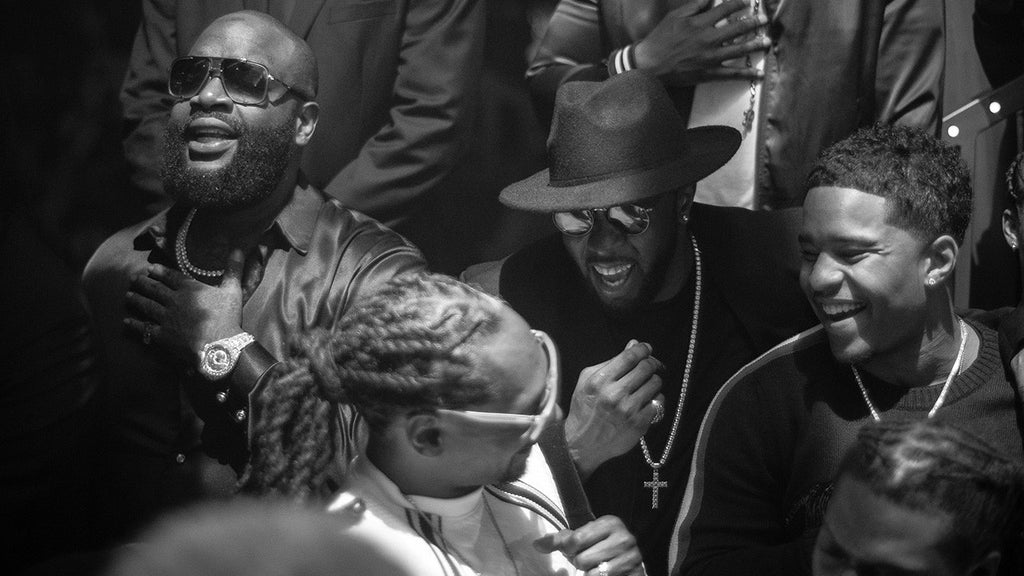 Puff Daddy's Grammy After Party (Video)