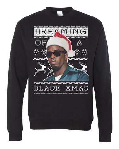 Dreaming of a Black Xmas