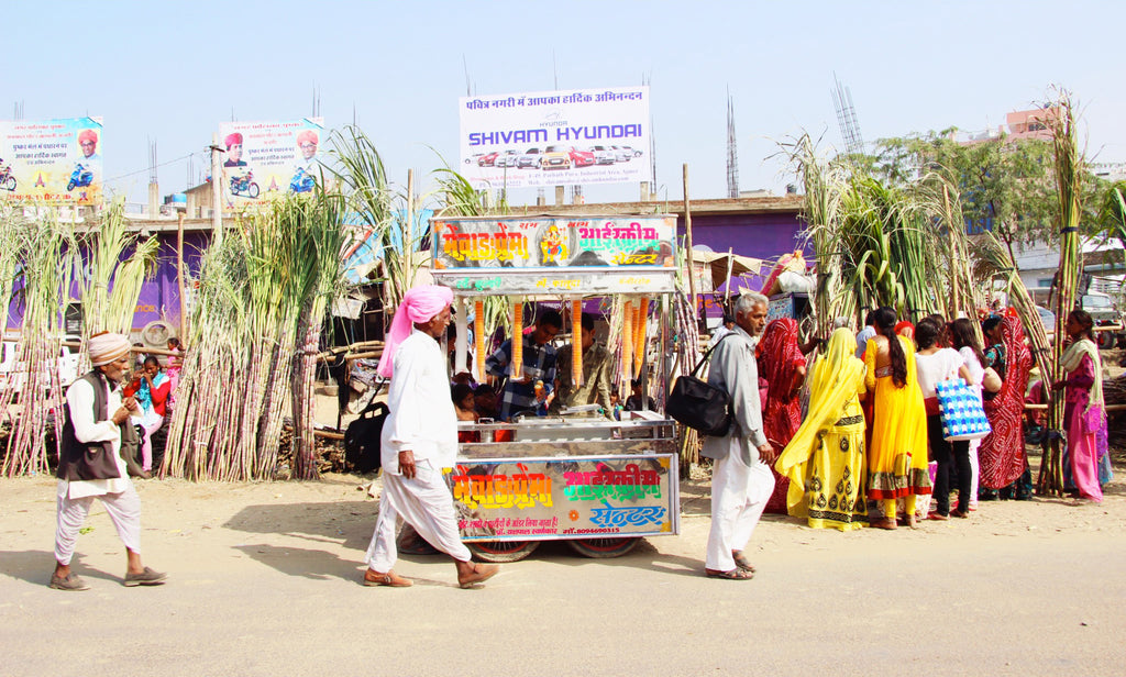 Pushkar Shop