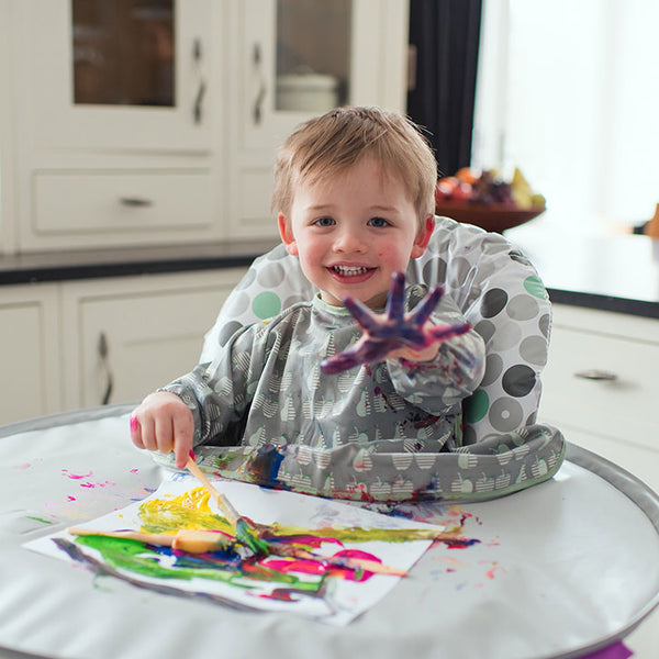 Tidy Tot Bib and Tray Kit With Travel Bag