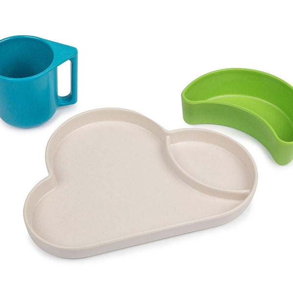 Tum Tum Eco Cloud Dinner Set