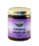 Huckleberry Jalapeno Jam 9oz.