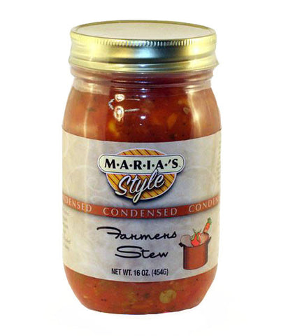 Condensed Farmers Stew 16oz.