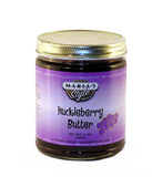 Huckleberry Butter 9oz.