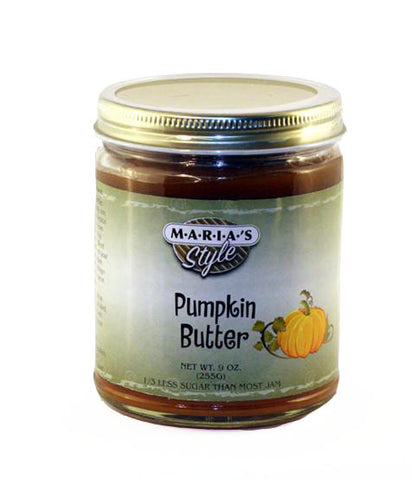 Pumpkin Butter 9oz.