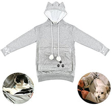 PETS HOODIE WITH POUCH