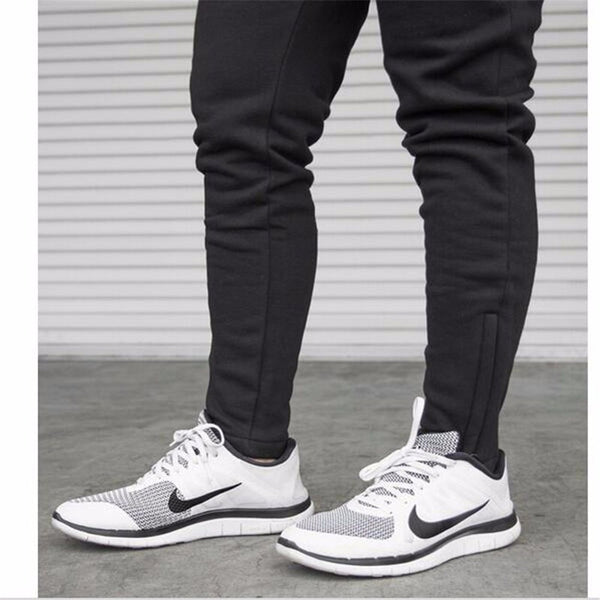 Casual Elastic Sports Trousers