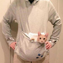 PETS HOODIE WITH POUCH - 1000Miles