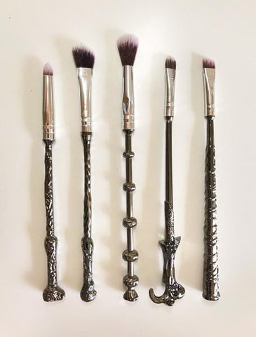 Magical Wand Makeup Brushes