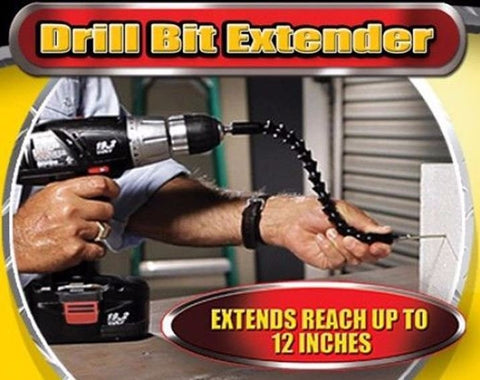 POWERFUL SNAKE DRILL BIT EXTENDER