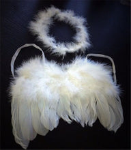 Newborn Baby Kids Angel Fairy Feather Wing - 1000Miles