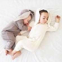 Cute Newborn Baby Rompers Jumpsuit Rabbit Clothing
