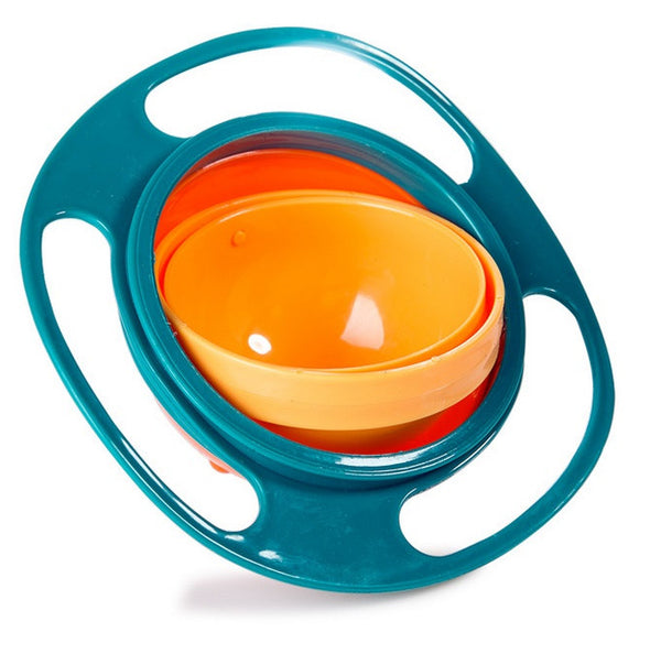 FOODSAVER™ - SPILL PROOF FEEDING TODDLER BOWL