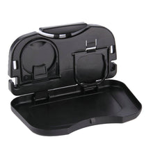 Car Tray Foldable Meal Cup Desk Table - 1000Miles