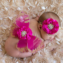 Newborn Butterfly Wings and Headband Set