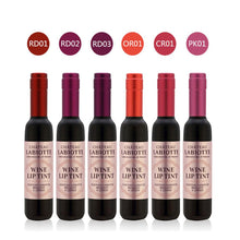 6 Colors Bottle Of Red Wine Lipstick
